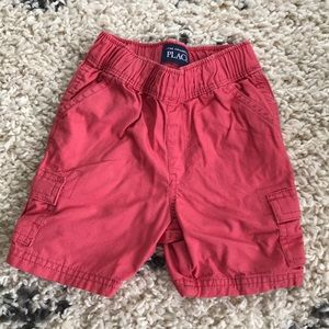Children's place toddler/baby shorts 12-18 months